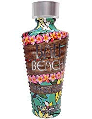 Ed Hardy Bali Beach Black Bronzer Tanovations Tanning Bed Lo