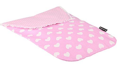 Louka Sac à langer couche Étui en tissu pour petit sac à langer