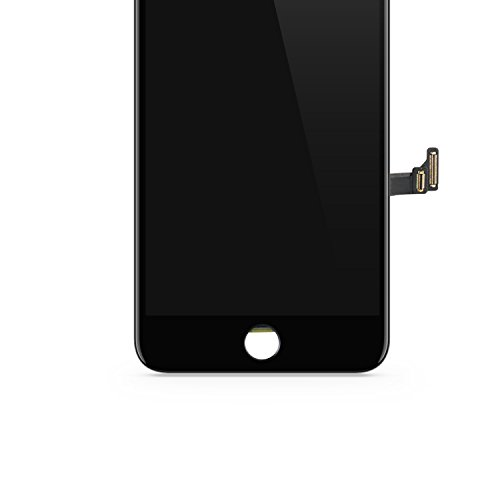 LCD Display Touch Screen Digitizer Assembly Screen Replacement Repair Kit for iPhone 7 plus 5.5 inch (white) by EC BUY (Image #2)