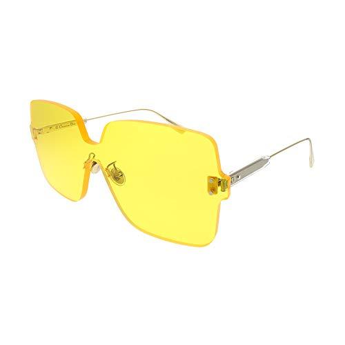 Dior Color Quake 1 Gold/Yellow 99/1/145 Women Sunglasses