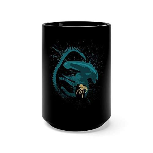 (Monster space 15 Oz Fine Ceramic Mug With Flawless Glaze)