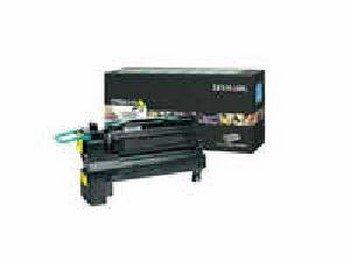 Lexmark X792 Yellow Extra High Yield Print Cartridge