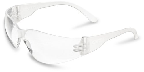 Condor 4EY97 Eyewear, Safety, Clear, 1 Pack