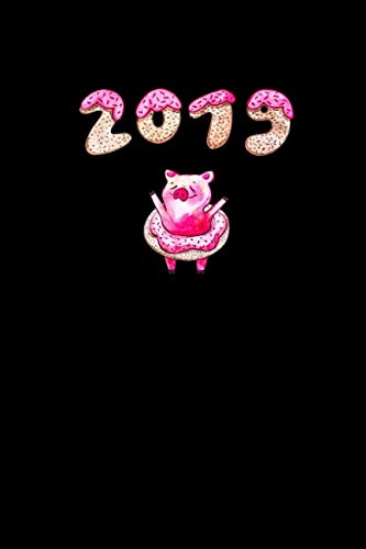 2019: Happy New Year 2019 Chinese Year of the Pig Journal