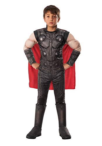 Rubie's Marvel: Avengers Endgame Child's Deluxe Thor Costume -