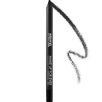 Make Up For Ever Aqua XL Eye Pencil Waterproof Eyeliner – M-10 – matte black 0.04