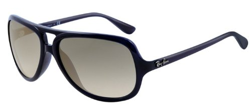 Ray-Ban RB_4162_629/32 Sunglasses, Blue, - Sunglasses Round Highstreet Ray Ban