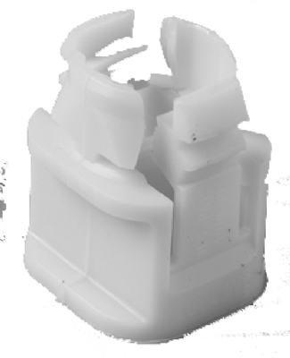 Halex/Scott Fetzer 95803 1/2-Inch Duplex Hit Lock Cable Connector - Quantity 5