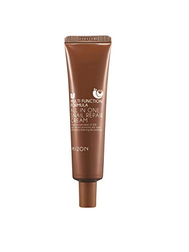 MIZON Crème Visage Réparatrice All in One Snail Repair Cream Tube 35ml