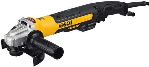 DEWALT DWE43265N 5 In. 6 In. Brushless RAT Tail Angle Grinder