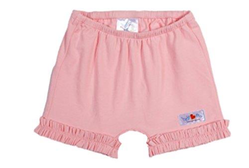 Hide-ees Girls Ruffle Bike Shorts Playground Underwear