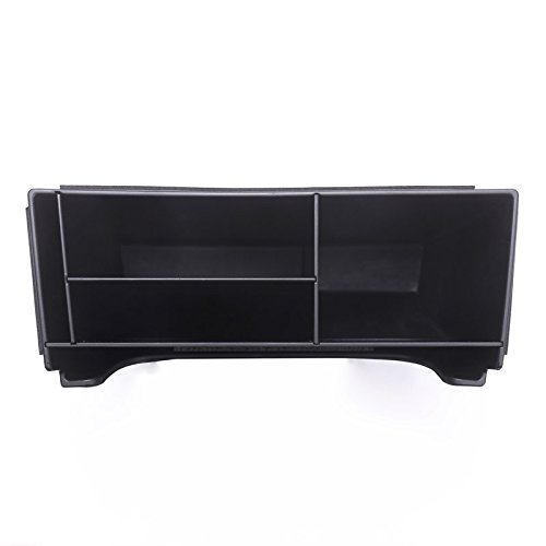 For Land Rover Discovery Sport 2015 2016 2017 Car-Styling Plastic Central Console Multifunction Storage Box Phone Tray Accessory ()