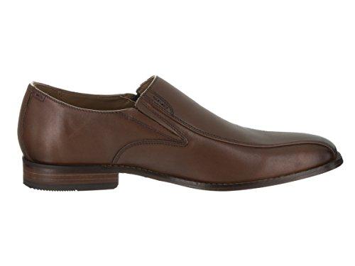 On Men's Slip Tan Leather Narrate Leather Step Shoe Bostonian RgdqCXq