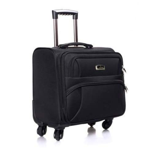 ShiMin 16インチコンピュータノートブックビジネスパスワードボックスユニバーサルホイールトロリーケース搭乗スーツケース   B07PJJLFV5