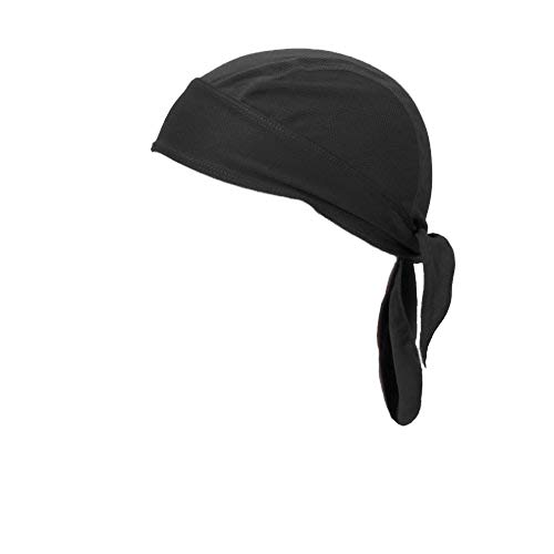 - FakeFace Quickly Dry Moisture Wicking Breathable Sun UV Protection Sports Sweatband Headwear Cycling Running Adjustable Sweat Beanie Bandana Hat Bike Motorcycle Head Wrap Scarf Skull Cap Helmet Liner
