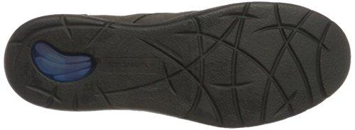 Stonefly Herren Space Up 3 Nubuk Desert Boots Grau (Charcoal 1a12)