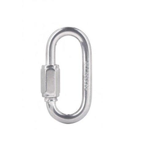 Apex T7645116V Quick Link 3//16STL//Zinc