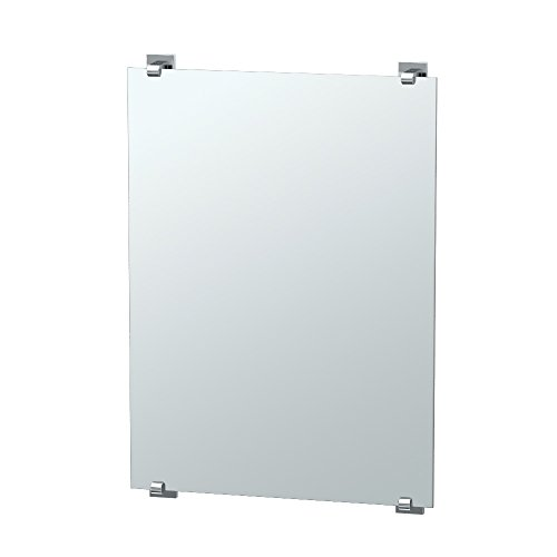 Elevate 32 H x 22 W Mirror, Chrome