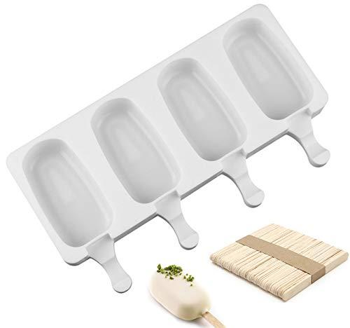 ice cream bar mold silicone - 8