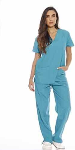 Just Love Women's Scrub Sets / Medical Scrubs (V-Neck)