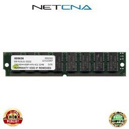 Edo 60ns Simm Memory - 2600544-100 32MB Minolta/QMS Printers 72-pin 60ns EDO SIMM 100% Compatible memory by NETCNA USA