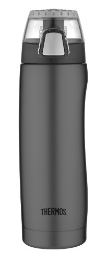 Thermos Vacuum Insulated Hydration Charcoal