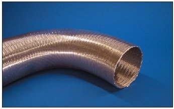 Dunstabzugshaube abluftschlauch Ø mm aluminium schlauch m