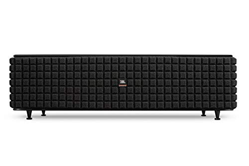 JBL Premium Sound 2.0-Channel Home Theater Stereo System, Black (L8)