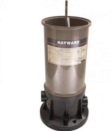 Hayward Filter Tank Body - Hayward Star-Clear II Cartridge Filter Series & Separation Tank Replacement Filter Tank Body, - 1 1/2