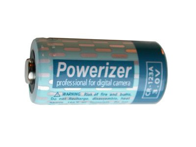 1000 Pcs Cr123A Powerizer 3 Volt Photo Lithium Batteries (Batteries Powerizer Photo Cr123a Lithium)
