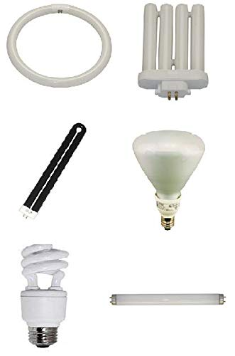 Replacement for Lit Uv Duv 5-75 Light Bulb This Bulb is Not Manufactured by Lit Uv