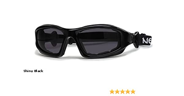 200b33efb88d Amazon.com   Rec Specs Motorcycle Goggles- Torque 2 - Shiny Black    Swimming Goggles   Sports   Outdoors