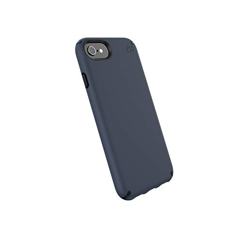 Speck Products Presidio Pro Cell Phone Case for iPhone 8 - Eclipse Blue/Carbon Black