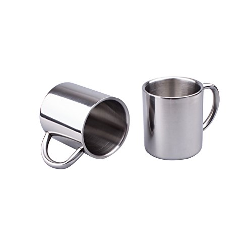 IMEEA Brushed Stainless Double Drinking product image