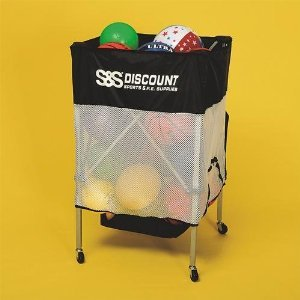 S&S Worldwide SSWorldwide Economy Ball Cart (Furniture World Wide)