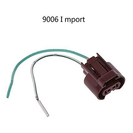Groovy Davitu 1Pcs H7 H4 H1 9005 9006 H8 Halogen Bulb Socket Extension Wire Wiring 101 Tzicihahutechinfo
