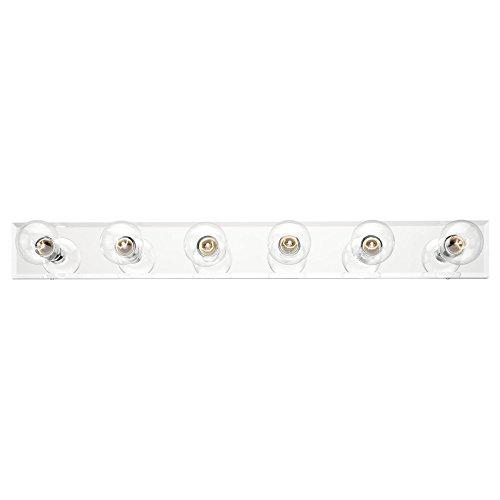 (Westinghouse Lighting 6645000 6 Light Bathroom Light)