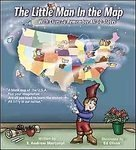 Download The Little Man In the Map: With Clues To Remember All 50 States [Hardcover] ebook