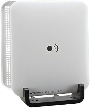 Antennas Direct CSM1-WS-WHT Indoor DTV Antenna