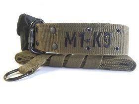 M1-K9 Dog Collar Belgian Malinois German Shepherd