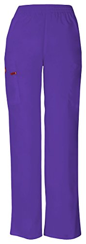 Women's Missy Fit EDS Signature Pull-on Cargo Scrub Pants