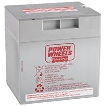 Power Wheels 12-Volt Rechargeable Battery