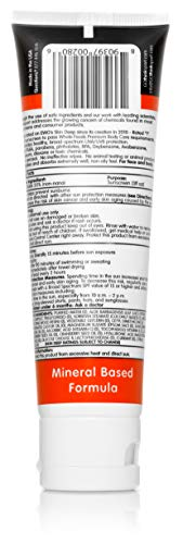 Thinksport Safe Sunscreen SPF 50 3 ounce