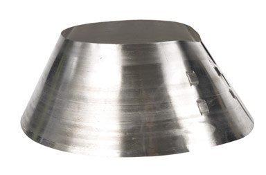 Selkirk Metalbestos 6T-SC 6-Inch Stainless Steel Storm Collar by Selkirk Metalbestos