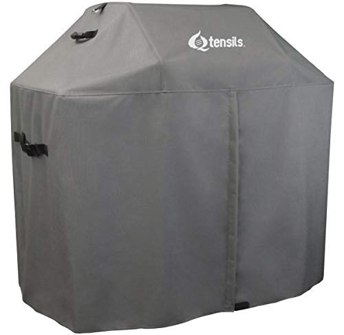 Qtensils Custom Series, Custom Covers for Weber Grills, fits Weber. Summit s-420, Summit s-470 (WSU-427, Grey)