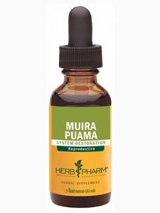 Herb Pharm - Muira Puama 1 Oz by Herb Pharm