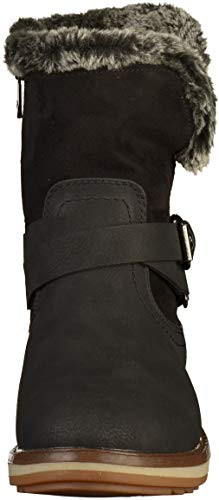 00001 Black 5892702 Tom Boots Tailor Black Slouch Women's qXOwgaz0