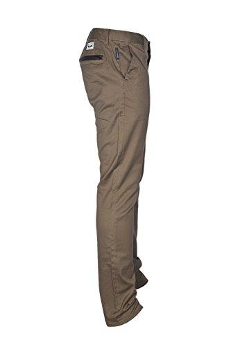 Armani AJ Herren Slim Fit Chinos Z6p15ag 54 khaki