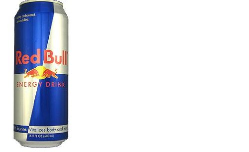 Red Bull, Energy Drink, 16.9 Oz. / 24 Pack Cans by Red Bull