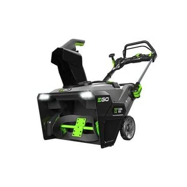 EGO Power+ 21 56-Volt Lithium-ion Dual Port Snow Blower with (2) 5.0Ah Batteries and Charger